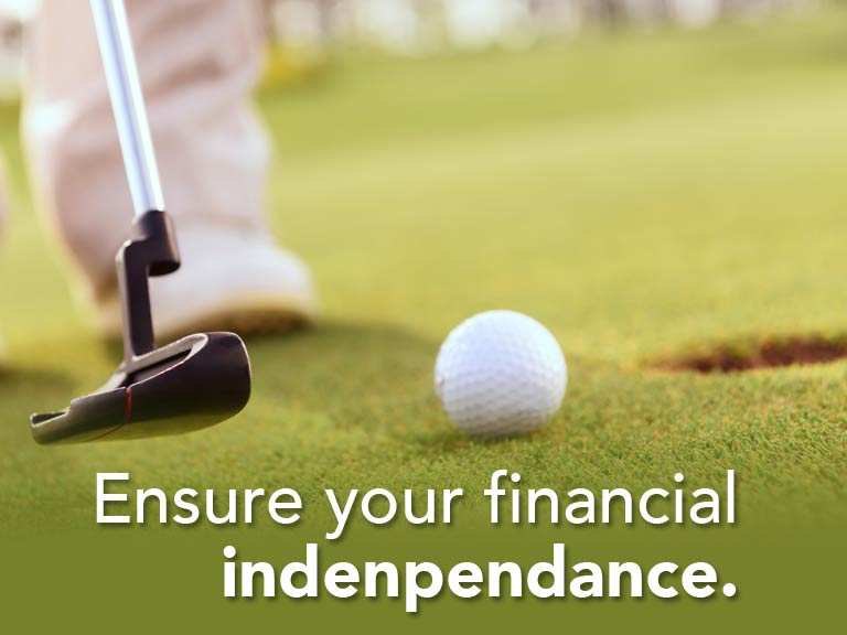 Ensure you Financial Independance