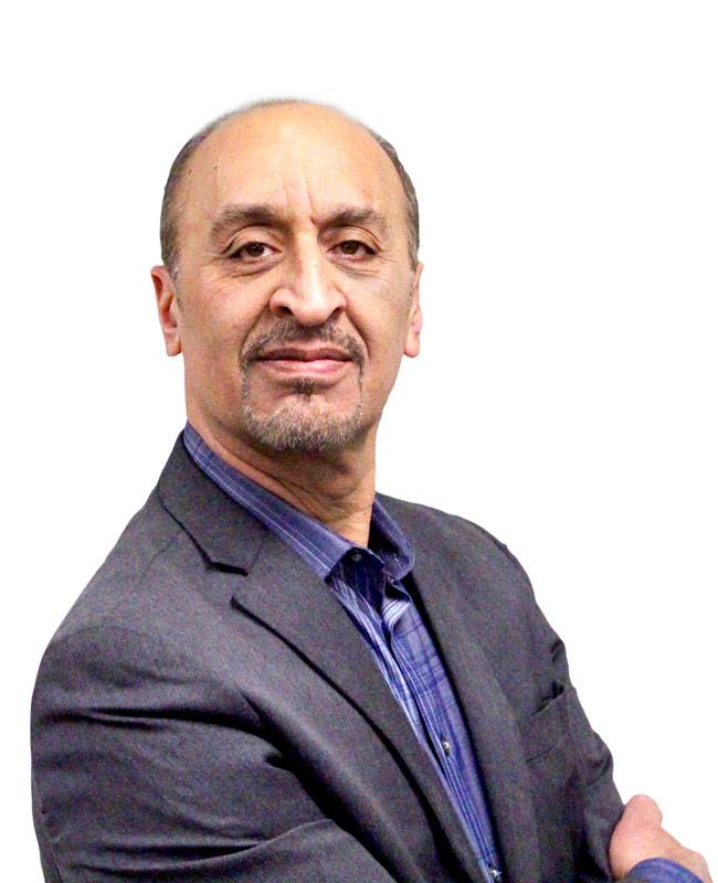 Faraidoun (Frank) Akhavan